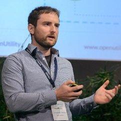 James Johnston CEO of Open Utility