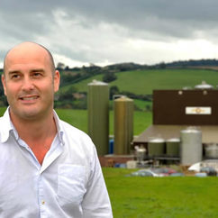Richard Clothier, managing director of Wyke Farms