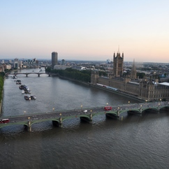 the Thames to be used as a renewable energy source and provide heating to homes in London