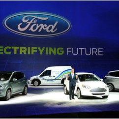 Ford Electric Showcase