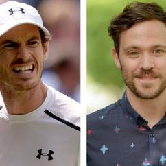 Will Young & Andy Murray