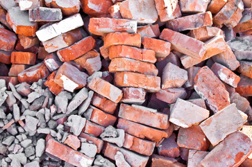 "Carbon dioxide emissions will be turned into carbonate rock ""bricks"" for use in the construction industry as building materials"