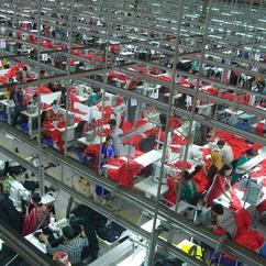 More than three-quarters of Bangladesh's export earnings come from the garment industry