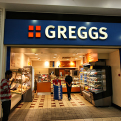 Greggs said that the green power would help it to slash its carbon emissions by 25 per cent by 2015.
