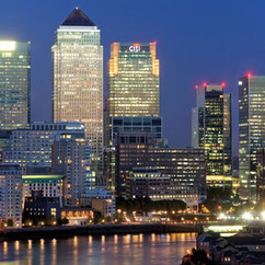 Canary Wharf has cut commercial waste by 63 per cent.