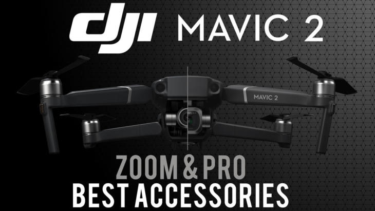 10 Best Mavic 2 Pro/Zoom Accessories Banner Image