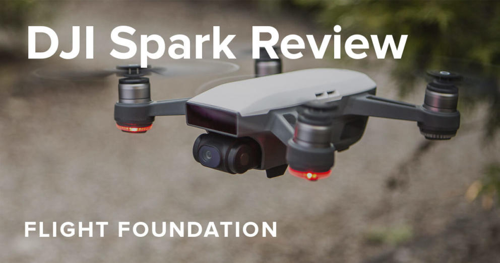 DJI Spark Review, Specs & Price Banner Image