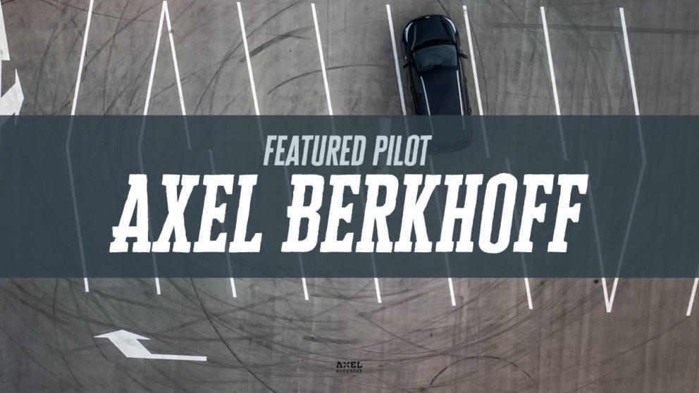 Featured Community Member: Axel Berkhoff Banner Image