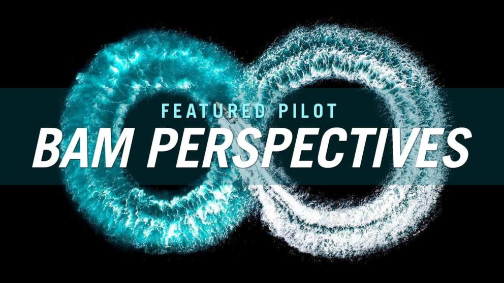 Featured Community Member: Bam Perspectives Banner Image