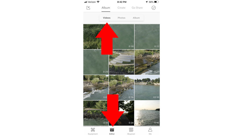 DJI Cache Full Error, What It Means & Settings Tutorial