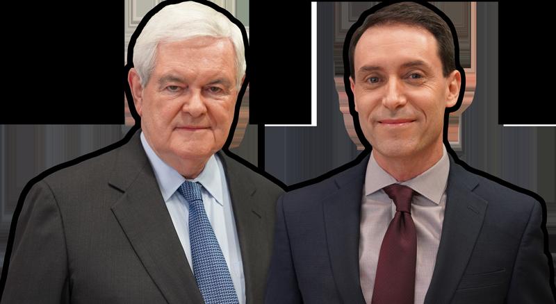 Newt Gingrich and Marc Lichtenfeld
