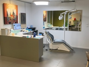 Vends cabinet d'orthodontie