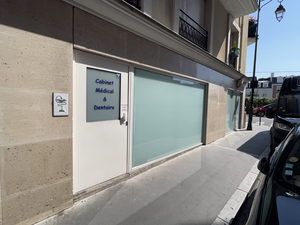 vente cabinet dentaire Colombes
