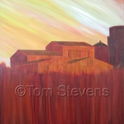 Contemporary art by Tom Stevens Fine Art