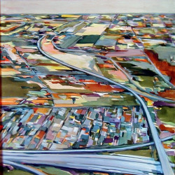 Contemporary art by Glynis C. Tinglof