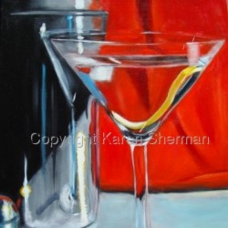 Contemporary art by Karen Sherman