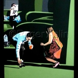 Contemporary art by Roger Aslin