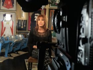 Nancy Lieberman   YES Network