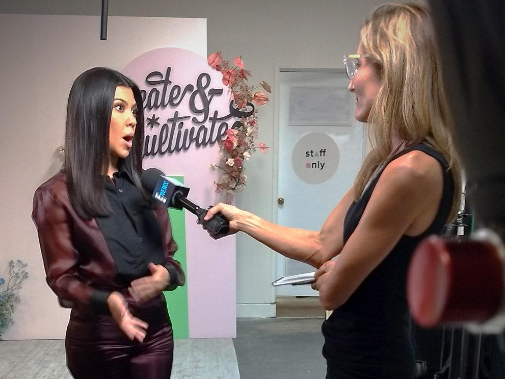 Kourtney Kardashian Interview   Assignment Desk