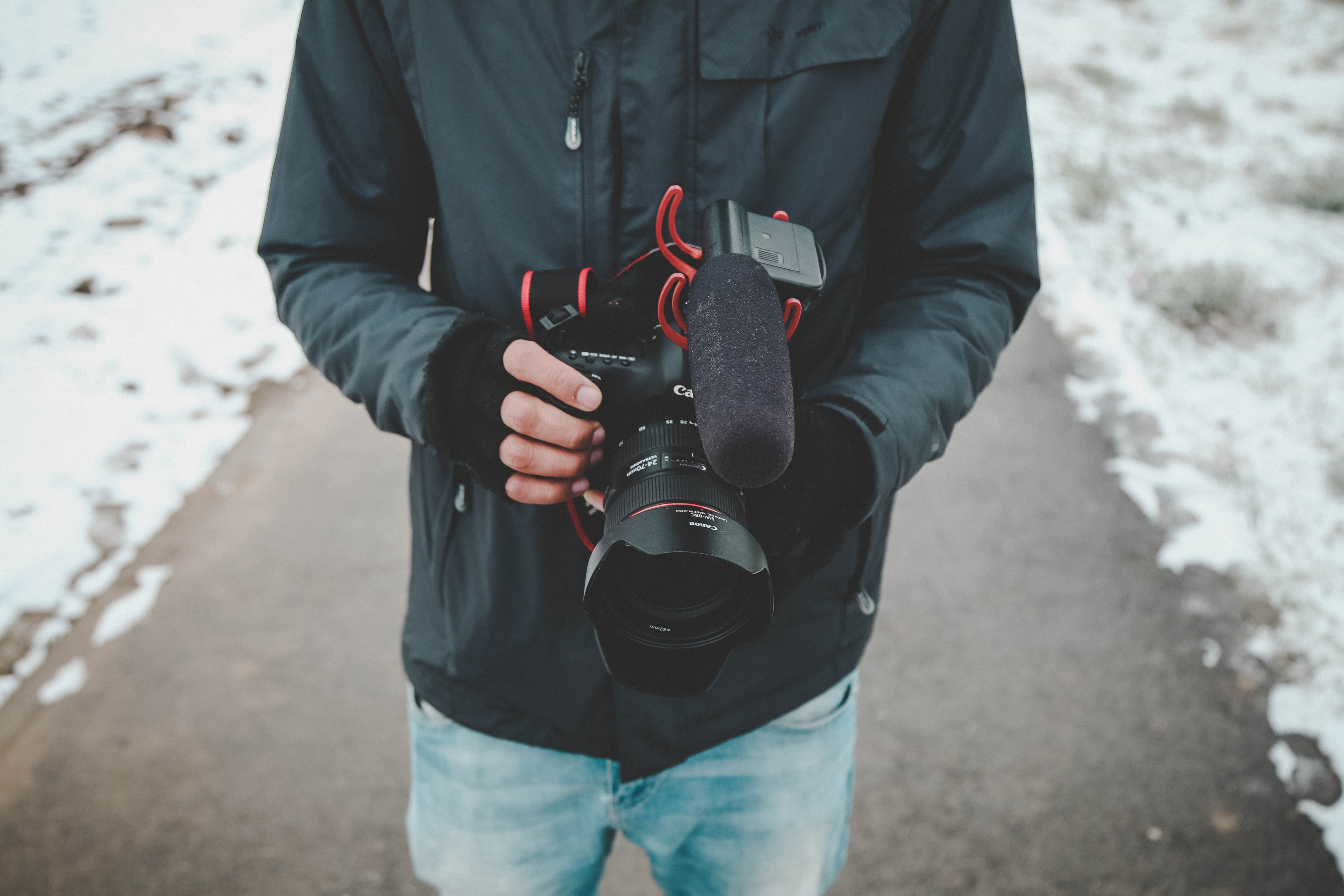 Protect Your Camera In Cold Weather