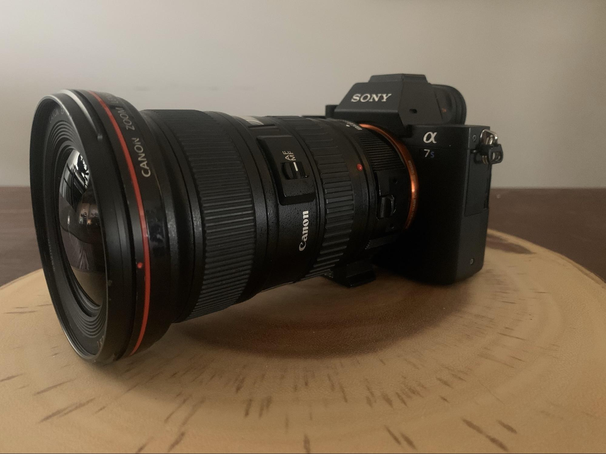 Sony a7Sii Features | The World's First Full-Frame Hybrid Camera