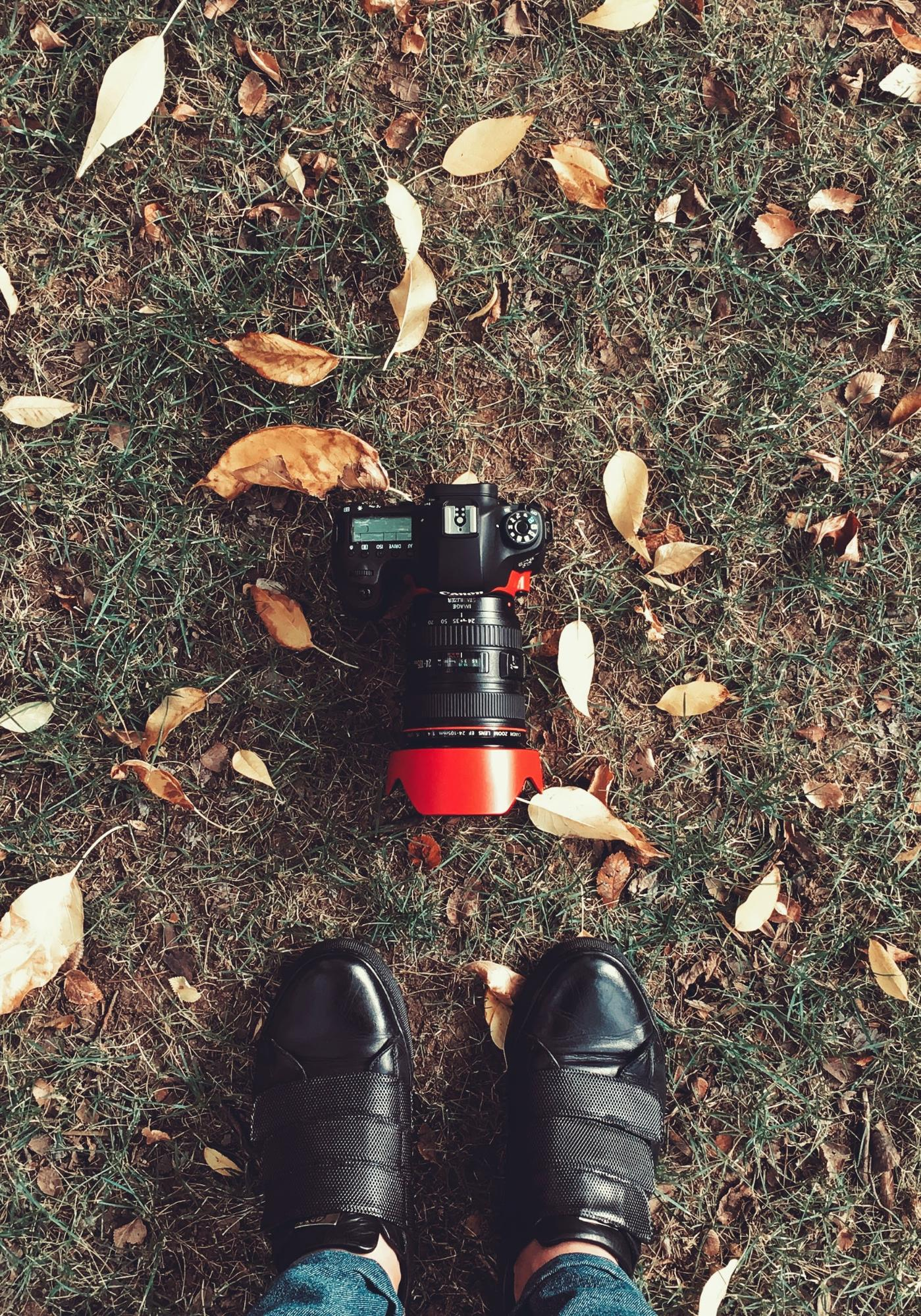 Last Minute Fall Shoot | Assignment Desk Blog