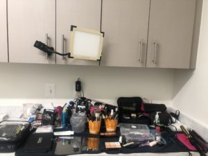Doing Makeup on Various Skin Tones