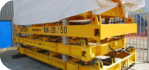 MK-20/50 container lifting spreader 50t SWL