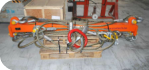 Mk-5/40 bottom lifting gear for containers