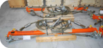 MK-5/20 Container bottom lifting gear