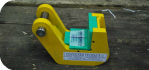 TPH lifting clamps for tubes