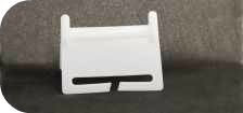 Z-1-100  CORNER PROTECTOR FOR WEBBINGS