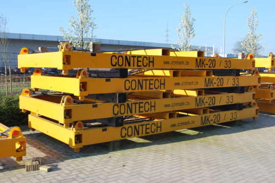 MK-20 container lifting spreader