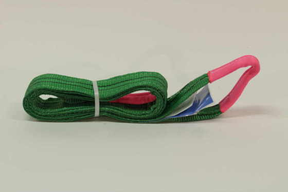 Polyester flat sling