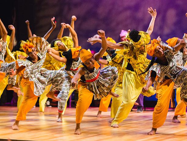 Dance Africa 2018