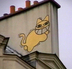 The Case of the Grinning Cat