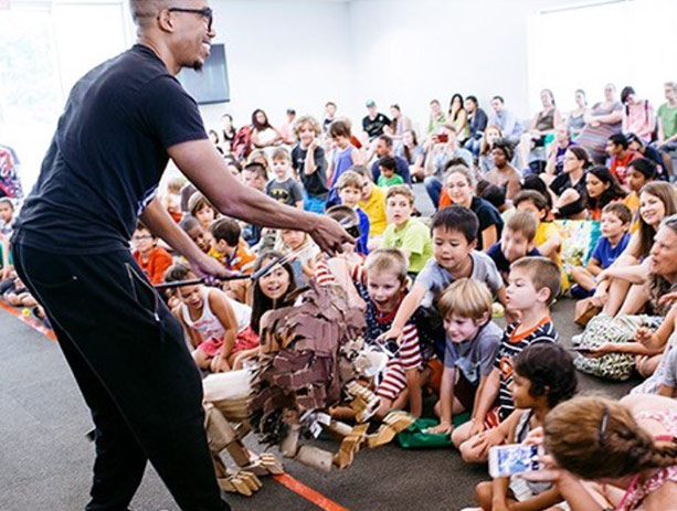 Play with Puppets Workshop
