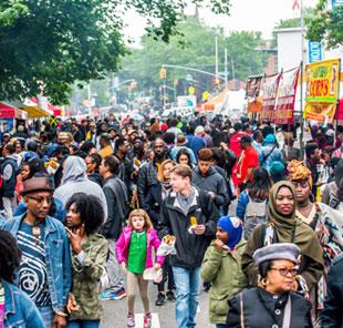 DanceAfrica bazaar