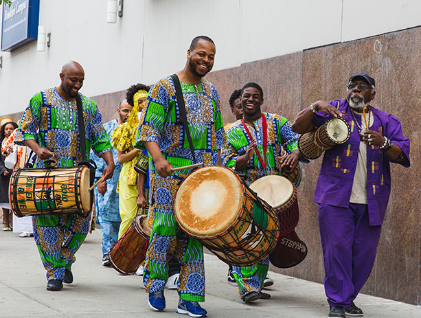 DanceAfrica Community Day