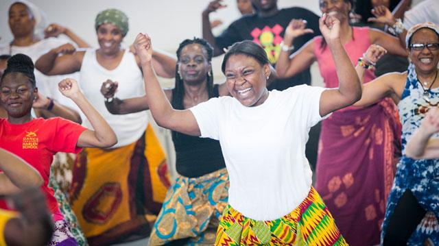 Dance Africa Master Class