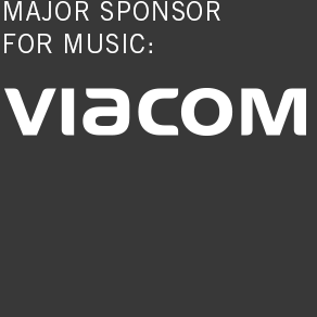 MAJOR SPONSOR FOR MUSIC: Viacom