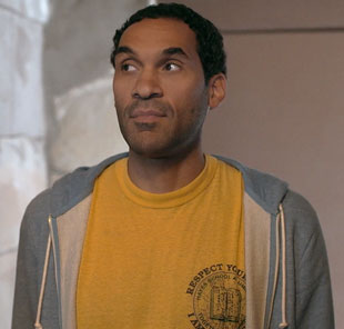New Voices In Black Cinema BRUCE YELLOW SHIRT