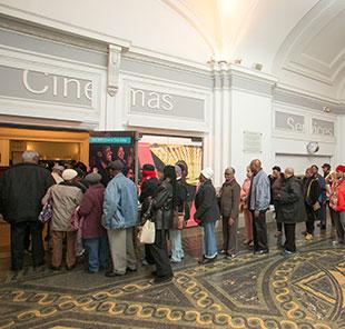 Senior Cinema 2012