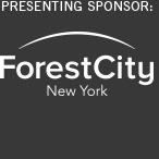 presenting sponsor: forest city