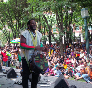 R&B Festival at MetroTech 2018