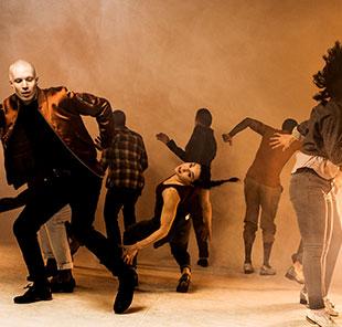 Dress Rehearsal: Dorrance Dance