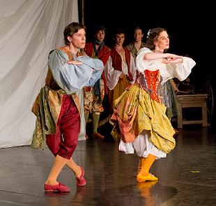 Rameau Maître à danser