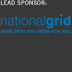 Leasd sponsor: national grid. here with you. here for you.