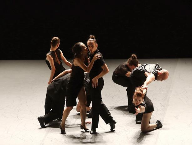 Batsheva Dance Company Master Class