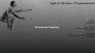 Night of 100 Solos Livestream